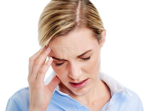 Headache caused by Bruxism
